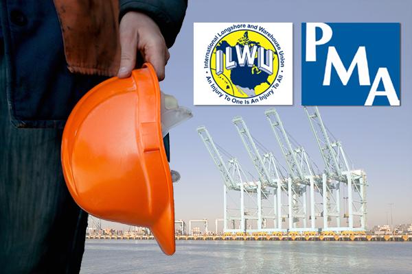 US west coast labour peace at last with longshore union deal
