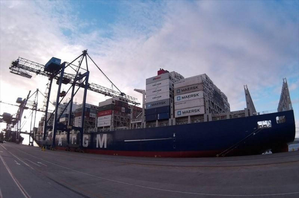 Brazilian marine pilots want curb ship sizes calling at Santos