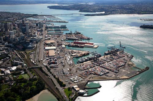 Auckland port profit up 9pc, box volume rises 3pc to 490,723 TEU in 6 months