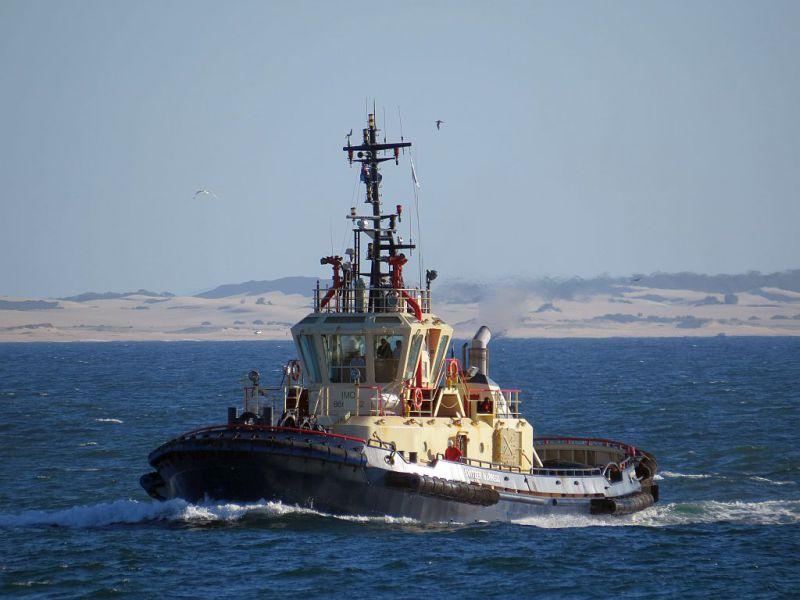 Svitzer Pulls Asbestos-Contaminated Tug - PILOTAGE - SeaNews