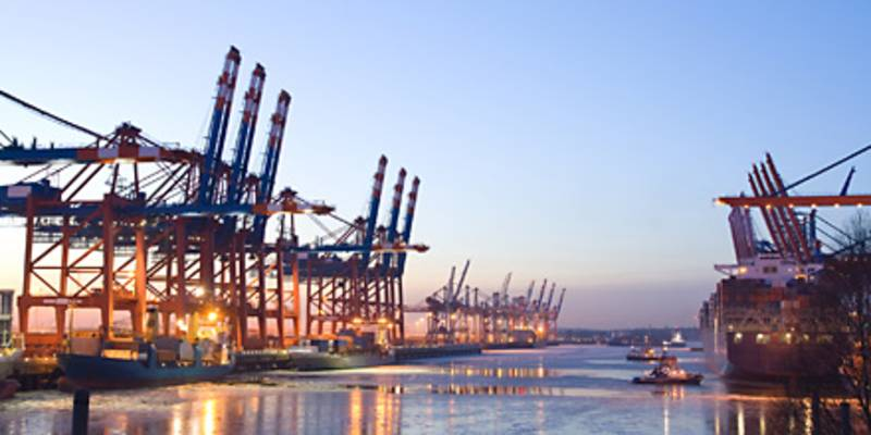 'K' Line's Long Beach terminal operator orders 4 super quay cranes