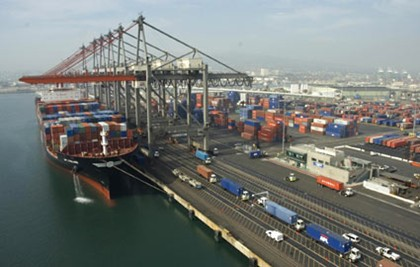 Port managers expect 3 months to clear LA-Long Beach cargo congestion