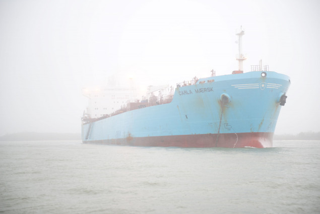 Houston ship channel reopens after hazmat removed from Maersk tanker