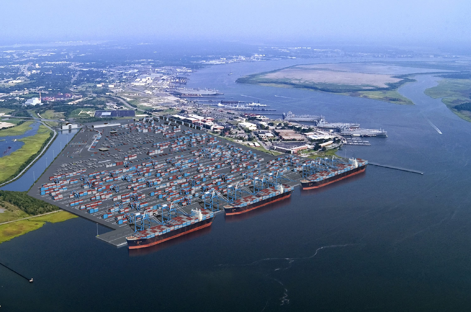 February marks second month of 18pc increases of Charleston box volume