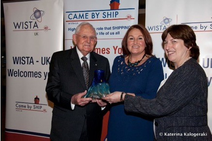 WISTA-UK recognises achievements of women in shipping