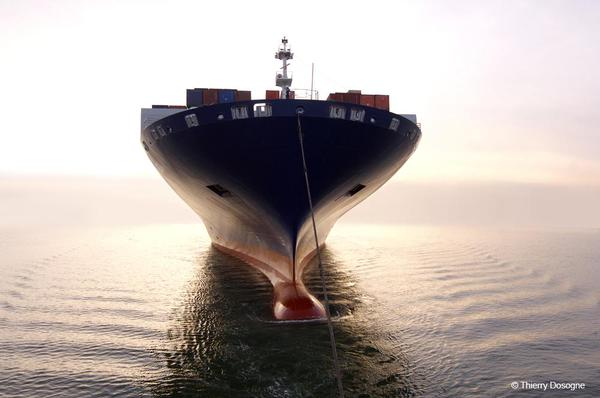 CMA CGM in talks to purchase at least three 20,000-TEUers
