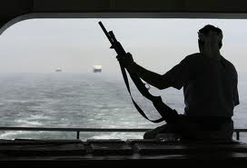Armed guards face new weapons storage rules for Suez Canal transits