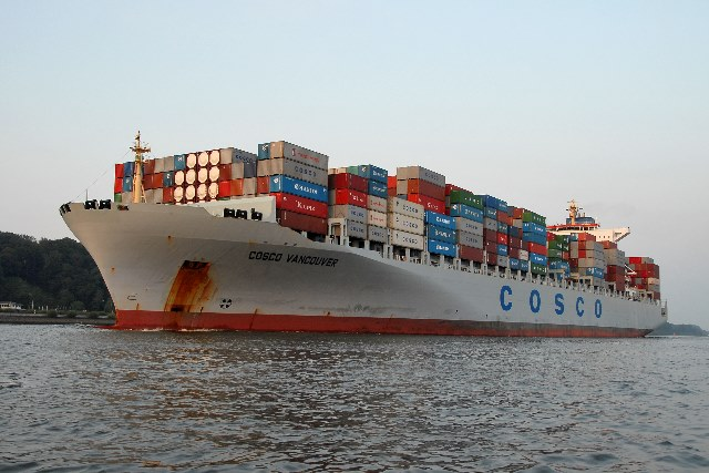 German owned boxship attacked along Strait of Malacca