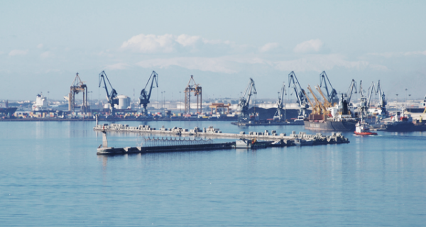 CMA CGM levies port congestion surcharge at Port of Thessaloniki