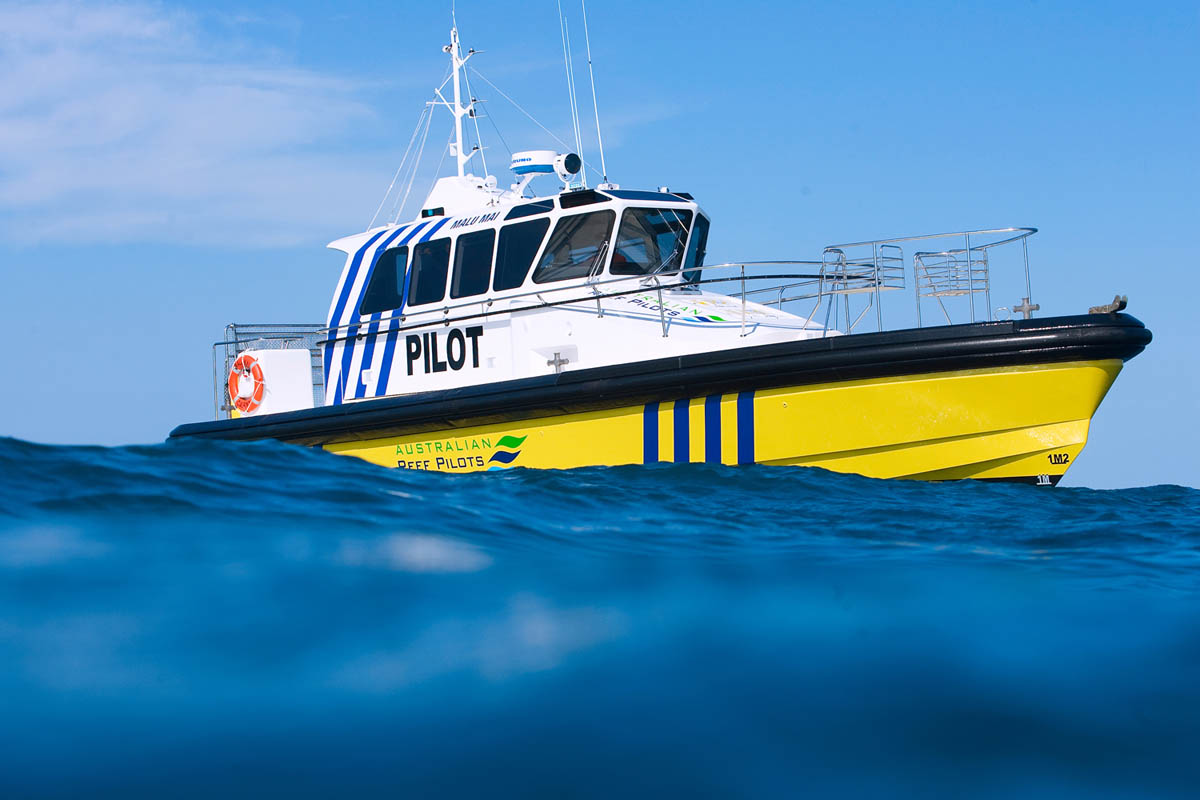 Reef Pilots bought their Pilotage Company ARP