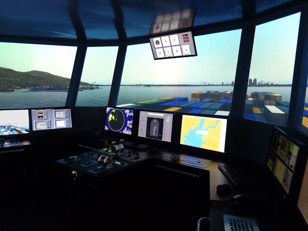 Ho Chi Minh City Maritime Vocational College buys VSTEP Class A simulator