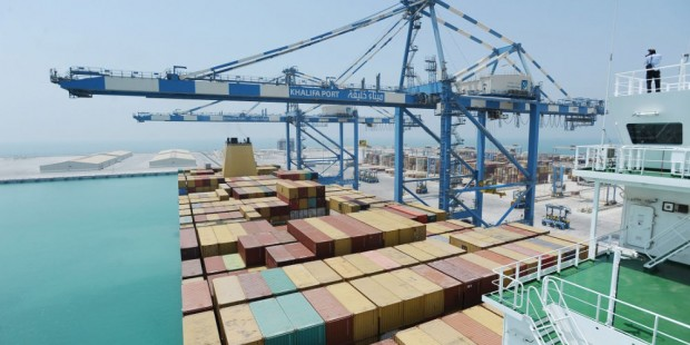 Abu Dhabi lifts 1,137,679 TEU in 2014, up 26pc - bulk cargo soars 37pc