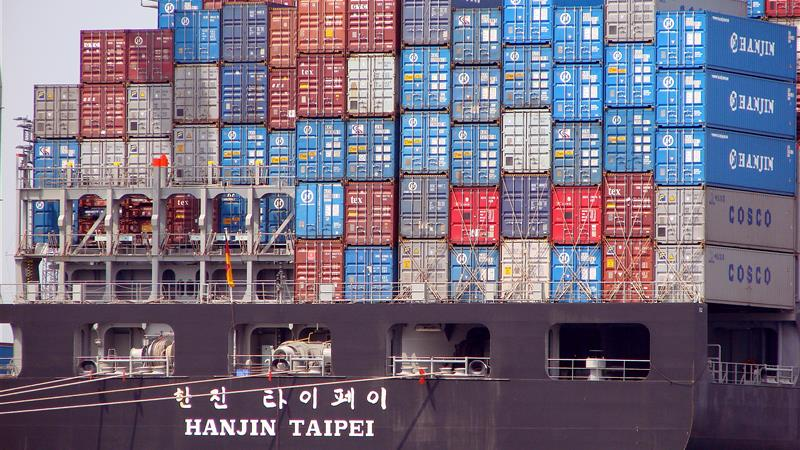 Hanjin, PIL and 'K' Line to offer joint China-Straits service