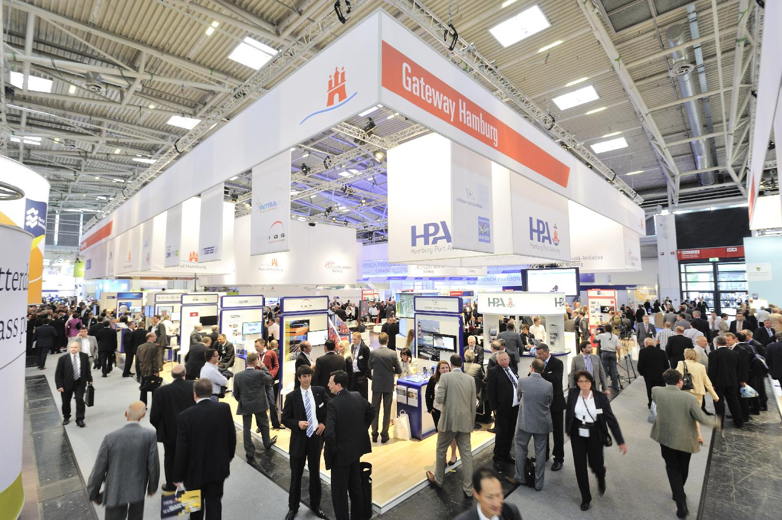 Gateway Hamburg show to be held in at Munich trade fair May 5 - 8