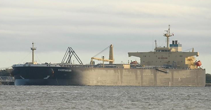 UAE accuses Iran of breaching international sanctions at Khor Fakkan port