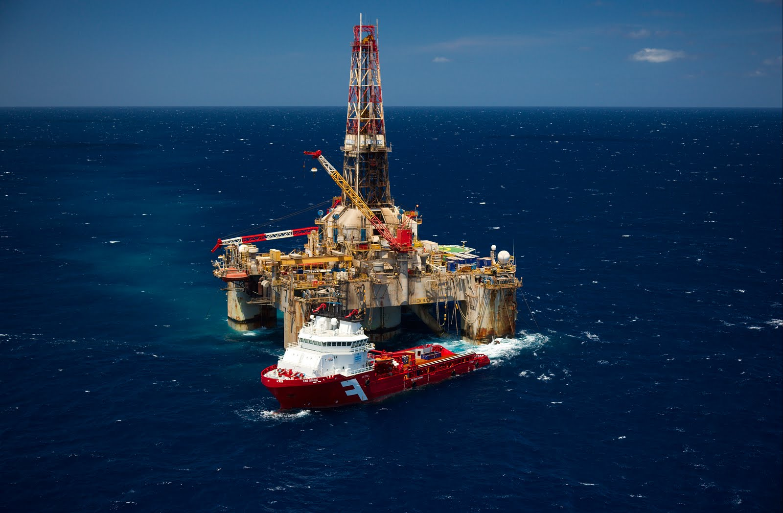 Tough times for offshore and marine industry as oil prices fall