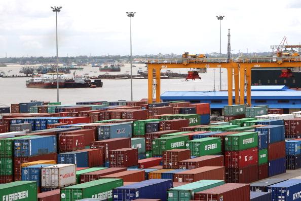 New Yangon Terminal handles ship in 1,200-TEU range at 600-metre quay