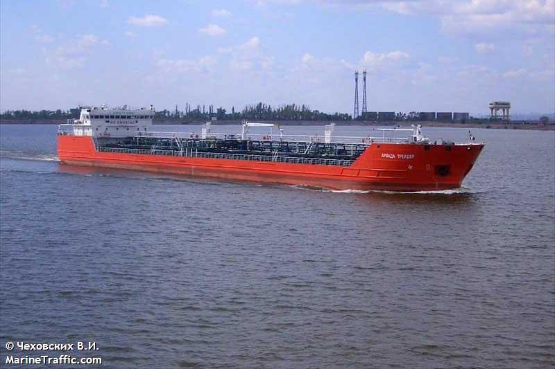 "Ukraine names 44 Turkish vessels ""to be arrested"""