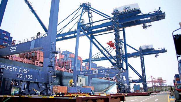 Hutchison accelerates development of Sohar Port's Terminal C in Oman