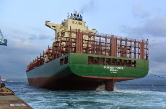 Crew Members of Seized Vessel Maersk Tigris Now Released