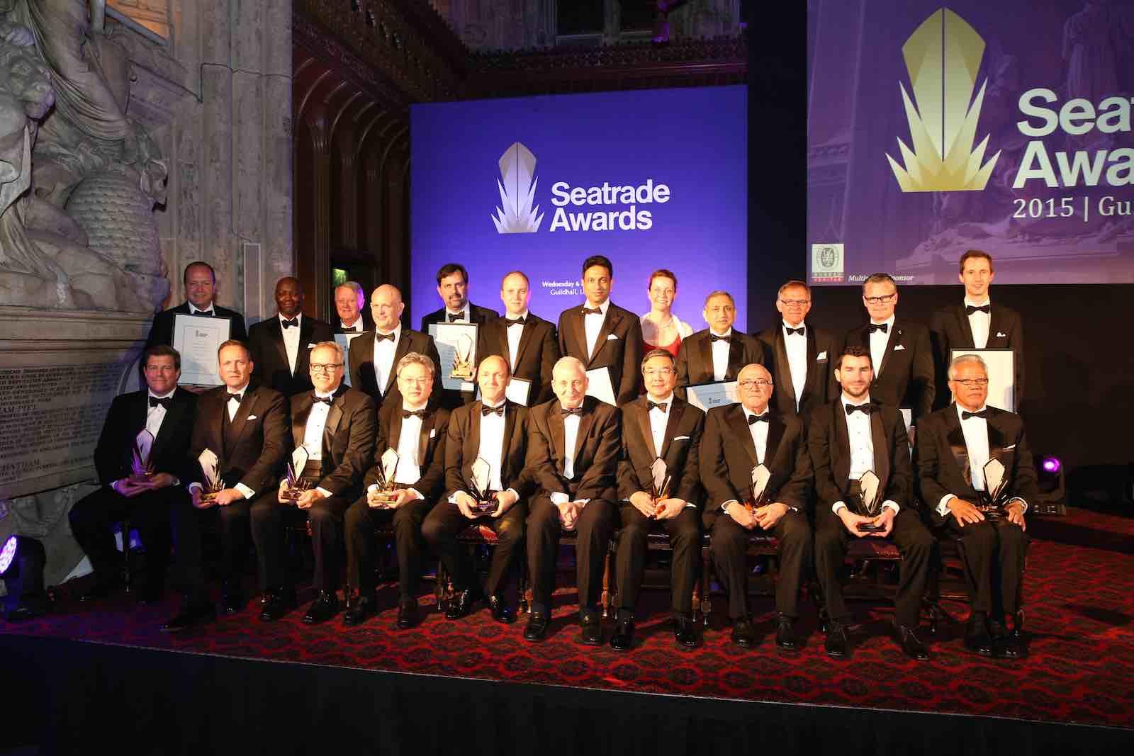 Capt Tsakos & IMO Secretary-General amongst Seatrade Award winners