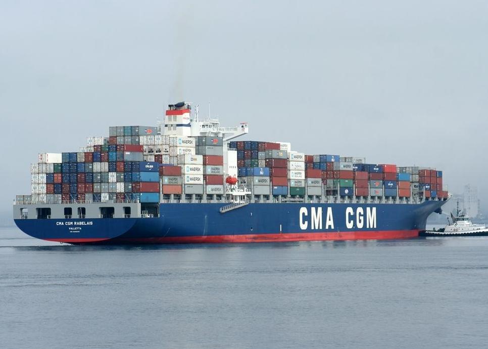CMA CGM ups rate US$100/TEU, $150/FEU Far East-India subcontinent