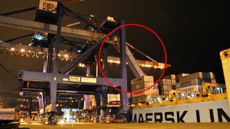 Crane operator dies during Maersk Karachi loading