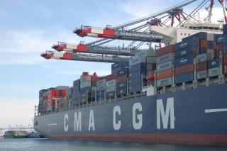 CMA CGM profit up 419pc to US$406 million as revenue rises 1.8pc