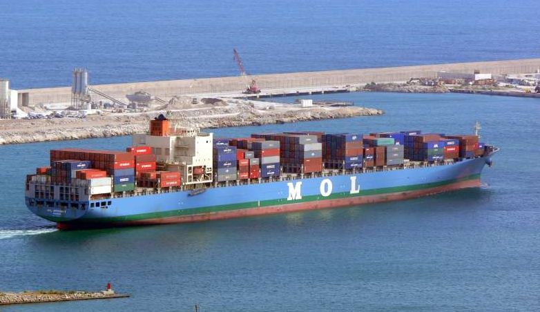 MOL to share 22 vessels on 2 Asia-South America loops with 2M group