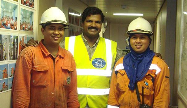New seafarer 'happiness' index shows seamen big Internet demand