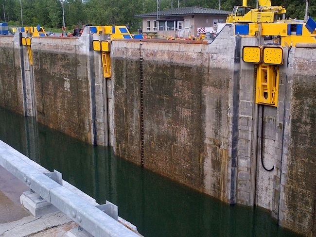 St Lawrence Seaway wins innovation award for hands-free mooring