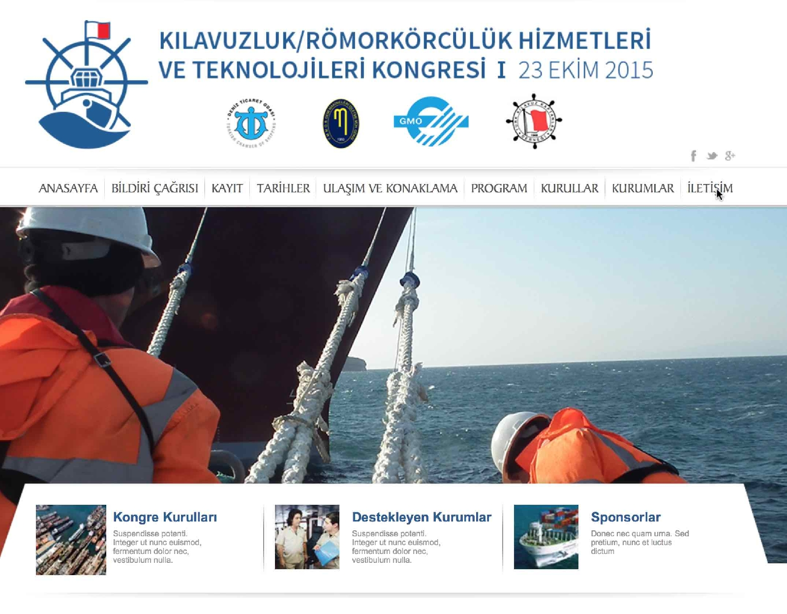 Turkey to organize pilotage congress