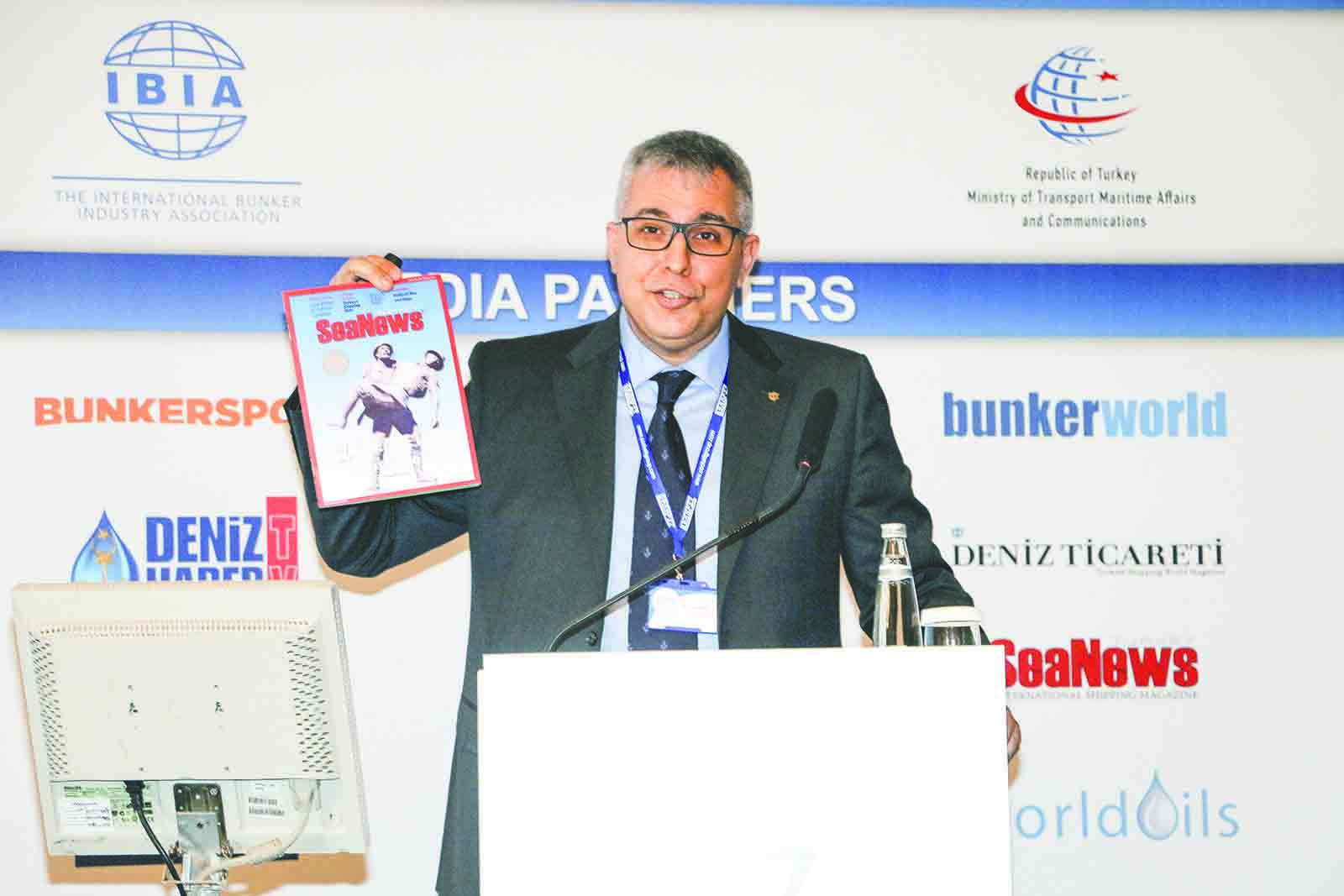 7th Istanbul Bunker Conference held with SeaNews being media partner