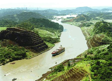 Weaker trade, slower US spending, sourcing shift blow to Panama Canal