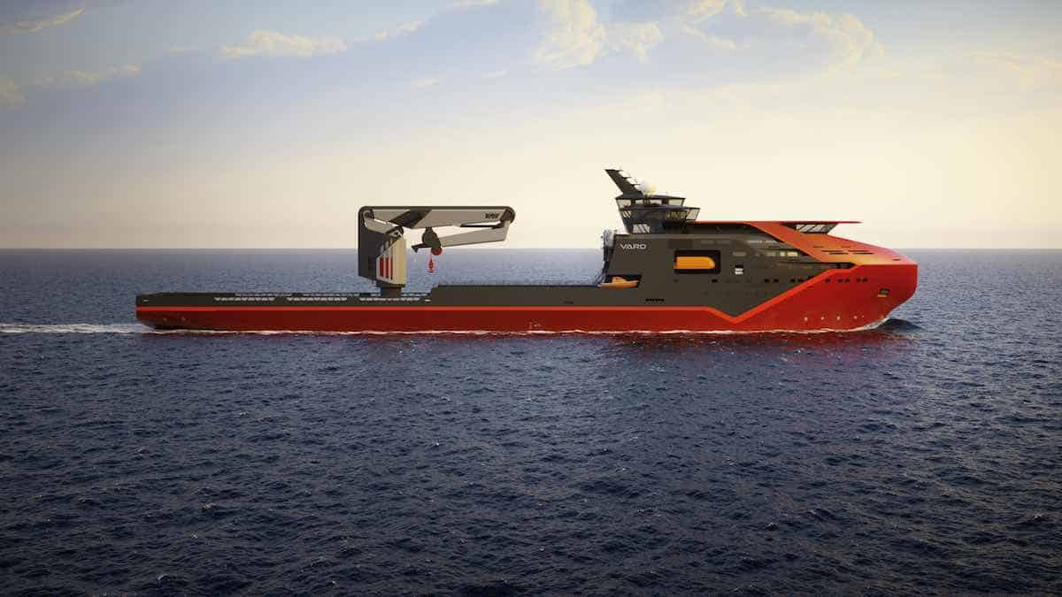 VARD launches new innovations at Nor-Shipping