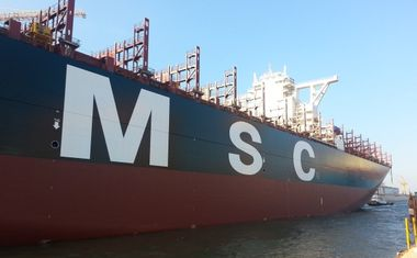 Brokers say MSC finalising deal for four 20,000-TEUers