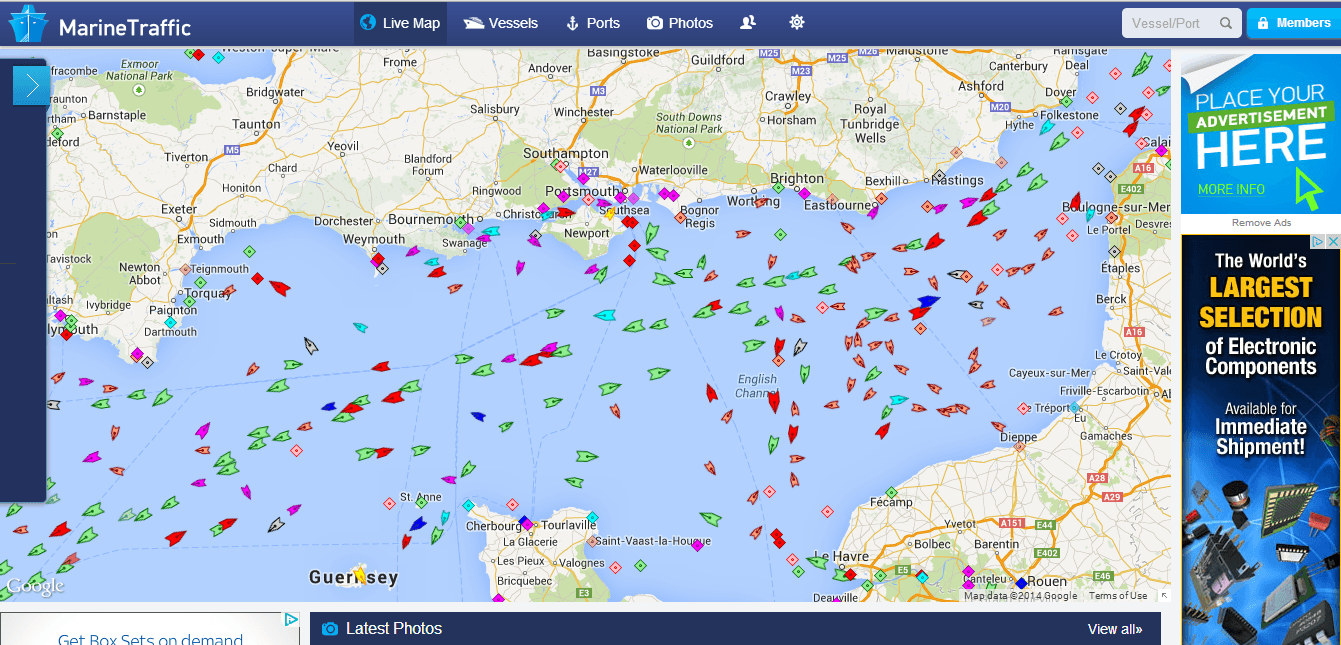 Vessel tracker MarineTraffic urges wider access to open data