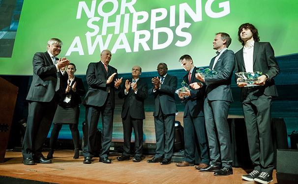 Winners announced for three Nor-Shipping Awards