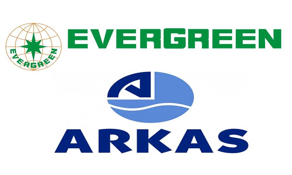 Evergreen & Turkey's Arkas to launch Mediterranean service