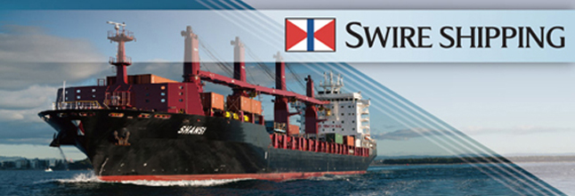 Swire Shipping upgrades rotation of new China-PNG-Townsville NAX loop
