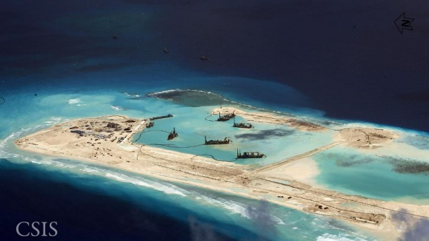 US uncertain of response to Chinese high seas claims
