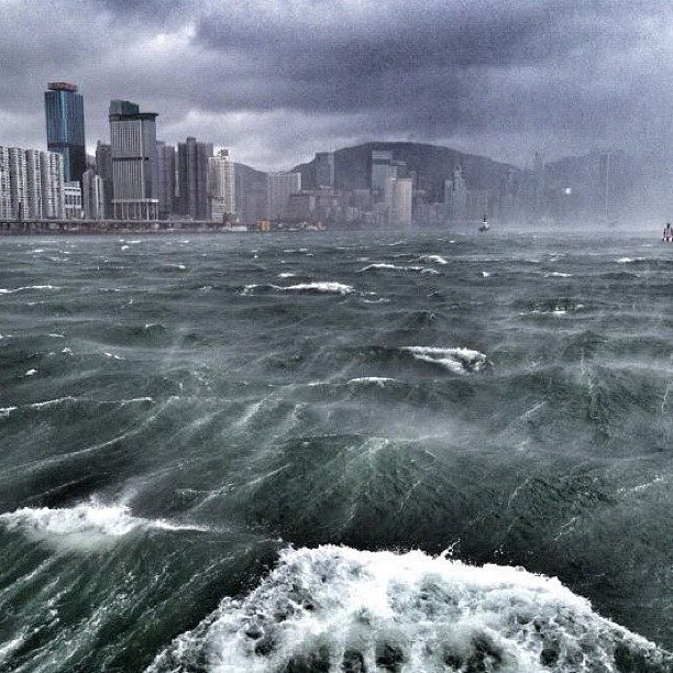 Marine Department urges shipowners to prepare for HK typhoon season