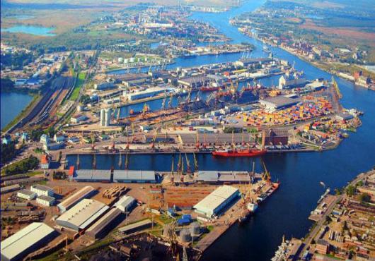 Russian Kaliningrad box volume falls 58.2pc to 50,570 TEU in first 4 months