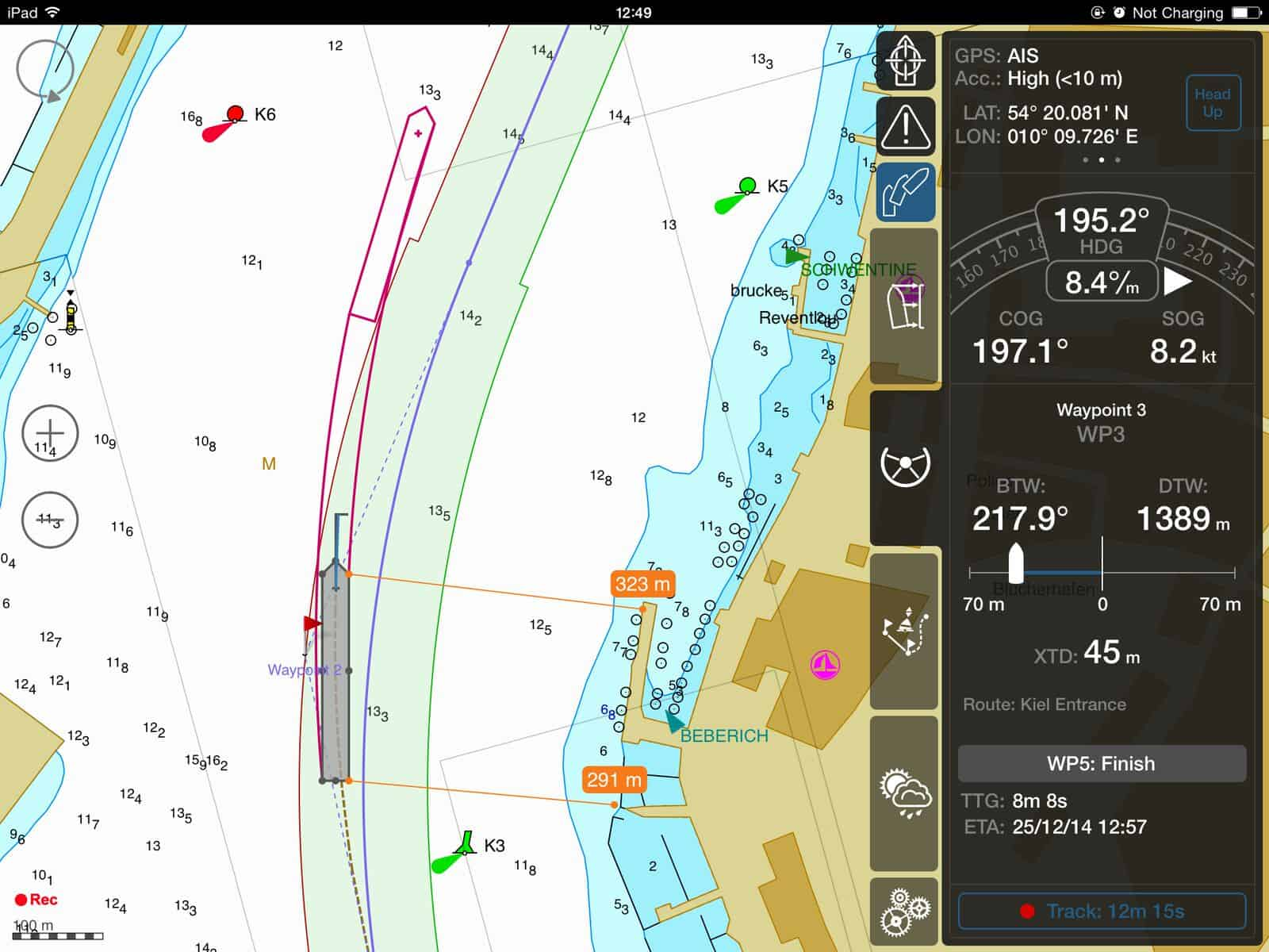 New version of Transas Pilot PRO makes life easier for pilots and