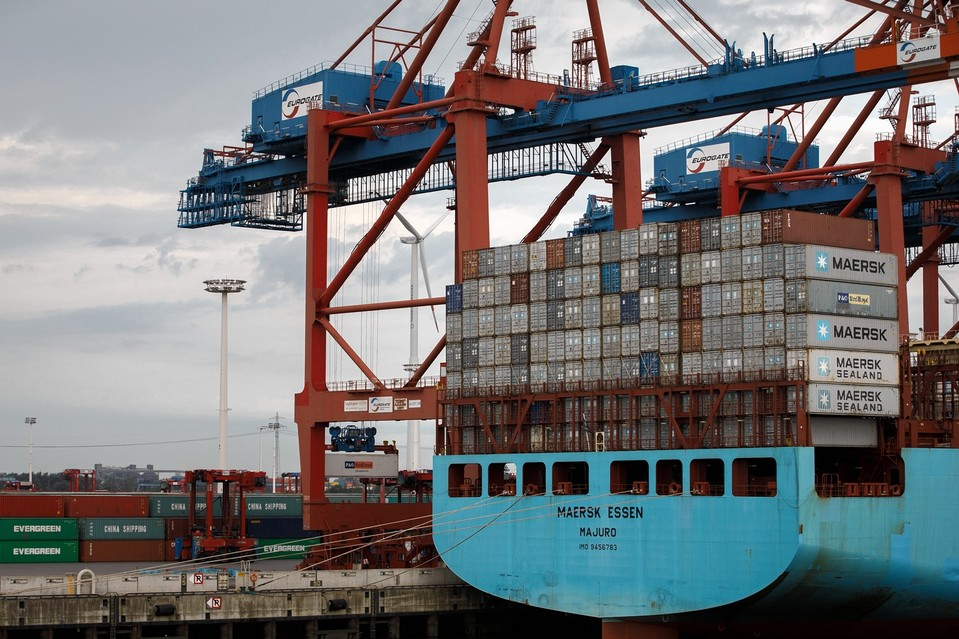 Weak European cargo demand prime cause of current rate collapse