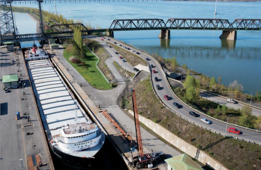 St Lawrence Seaway looks back on 3.4pc decline in 2016 as locks reopen