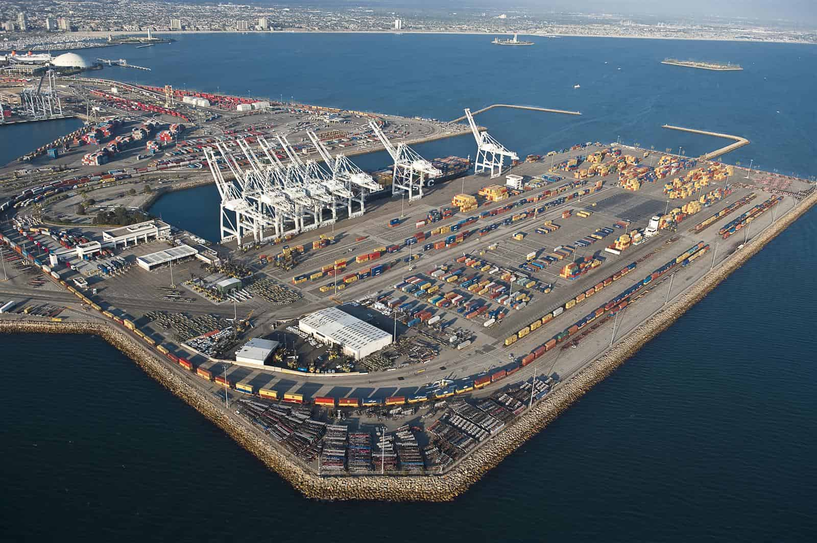 Long Beach May growth surpasses LA's, but east coast threat looms