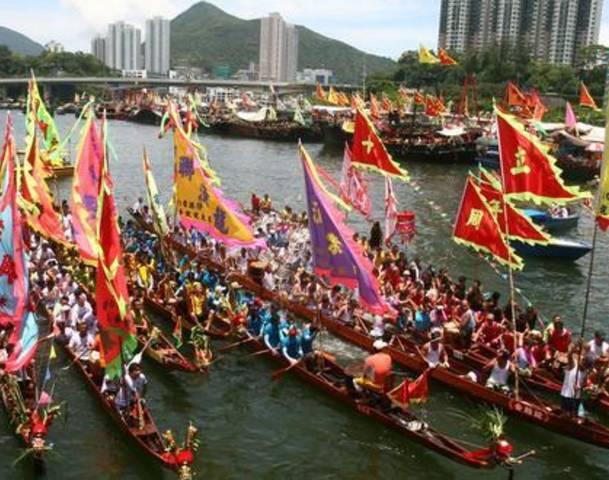 Dragon Boat Day comes to Hong Kong with yacht races to Macau