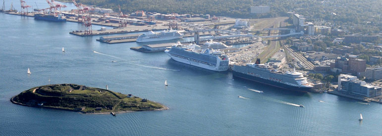 Halifax named 2015 Port of the Year by seafarer welfare group