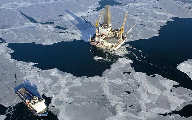 Only Russian ships will carry Russian Arctic oil exports if bill passes